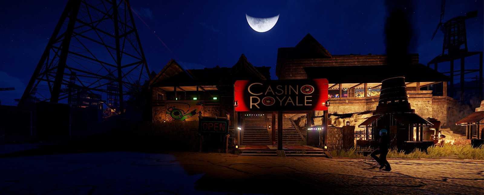 (US Scourge) Casino Royale