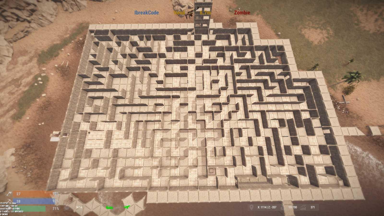 (US Scourge) Muppet Maze